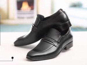 کفش چرمی مردانه مدل هانیکو