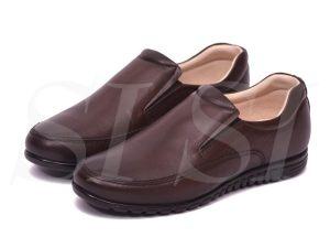 کفش چرمی ارتوپدیک مدل ۱۴۰۳۷۰۱۳