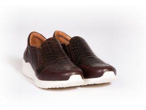 کفش چرمی زنانه آذین