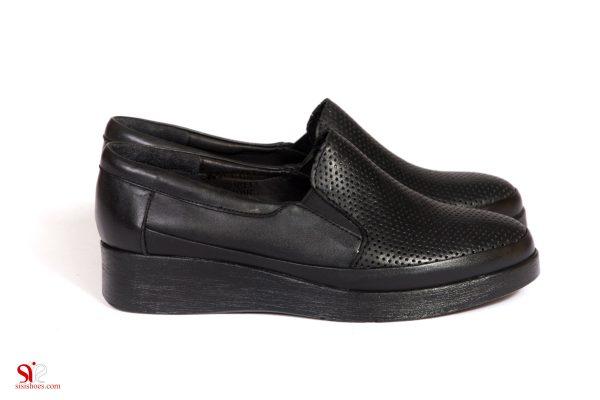 کفش روسلا محصول چرم سی سی کالای ایرانی