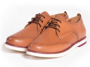 کفش چرمی مدل نگار
