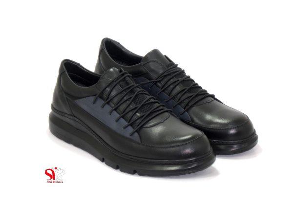 کفش اسپرت پسرانه تولید صنایع چرم سی سی