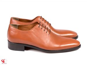 کفش مردانه تمام چرم مدل راینو