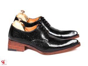 کفش مردانه چرم مدل دلفینی