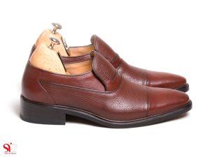 کفش مردانه مدل اسپانیایی (دوخت سفارشی)
