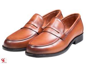 کفش کالج مردانه مدل لوفر