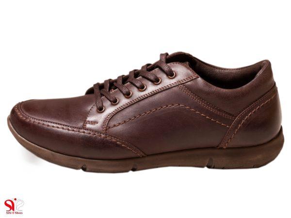 کفش اسپرت مدل اروین رنگ قهوه ای