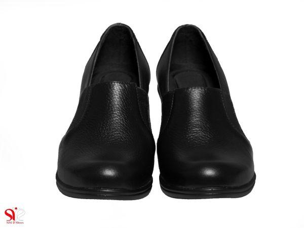 رویه چرمی نرم مدل الین کفش زنانه سبک