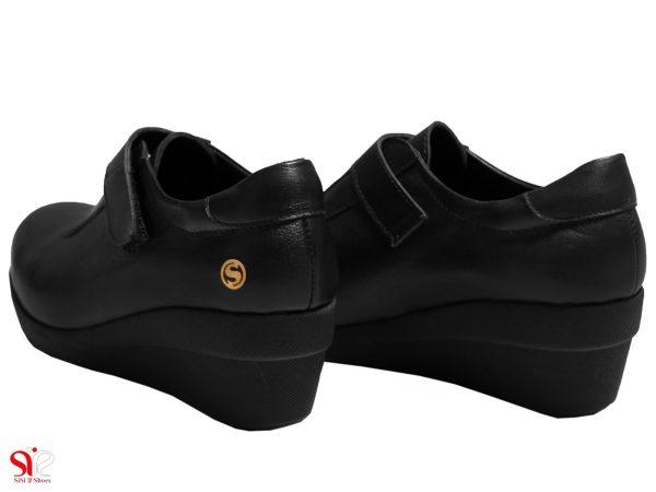 لژ 5 سانتی متری کفش زنانه مدل لنا سی سی