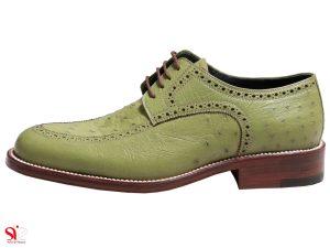 کفش مردانه مدل برلیان سبز