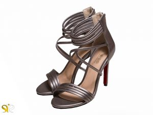 کفش زنانه پاشنه دار مدل پینا