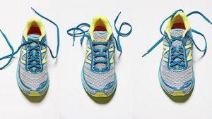 انواع بستن بند کفش