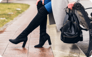 مدل چکمه های زنانه (women high boots) در سال ۲۰۱۶