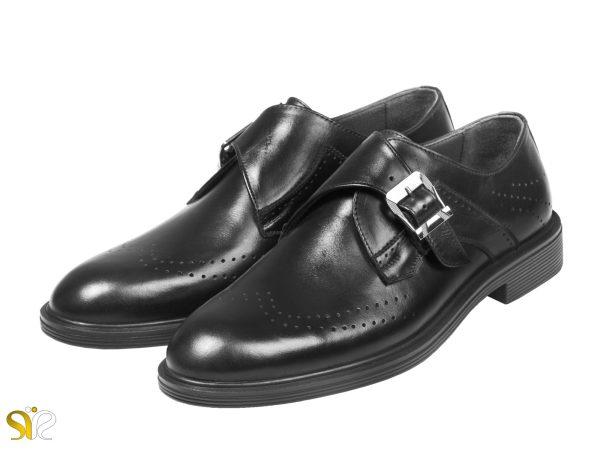 عکس مدل کفش سگک دار مردانه دنی - کفش سی سی تبریز