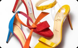 مدل کفش های زنانه پاشنه بلند تابستانی جلوباز ۲۰۱۸ (۲)