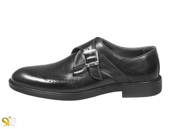 کفش مردانه سگکدار مدل دنی