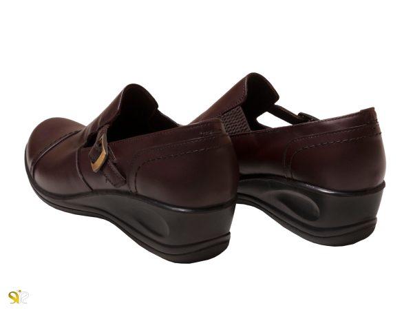 کفش لزدار زنانه ۵ سانتی متری مدل ادین - کفش زنانه