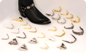 کفش های زنانه و مردانه با دماغک های فلزی (Toe Steel)