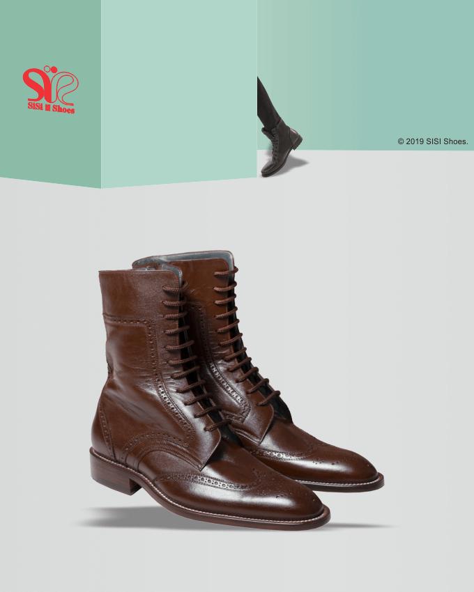 دنیای شگفت انگیز بوت های مردانه (Amazing World of Men Boots)