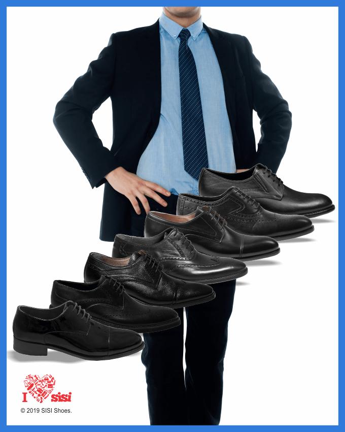 انتخاب انواع کفش با ست کت و شلوار