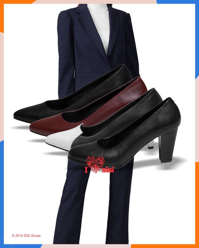 راهنمای انتخاب کفش پاشنه دار (heeled shoe) با ست زنانه