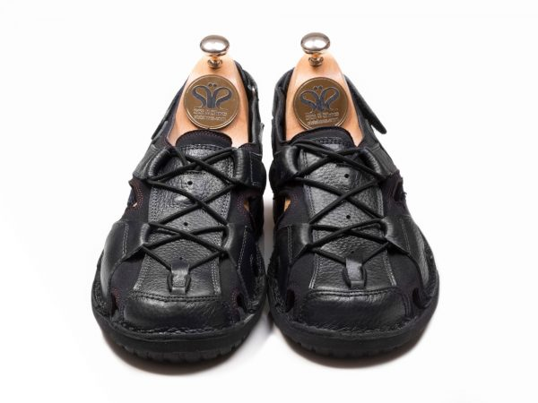 صندل مردانه طبی مردانه مدل هندرسون طبی - کفش طبی مردانه سی سی