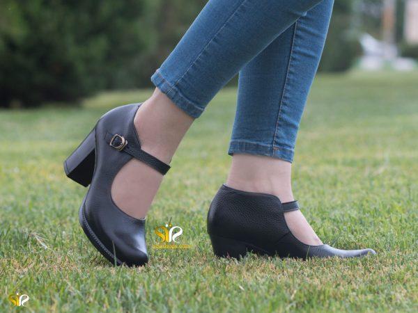 عکس مدل کفش اداری زنانه مدل نانیا - کفش سی سی