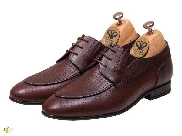عکس مدل کفش مردانه کلاسیک آرمان - کفش تبریز