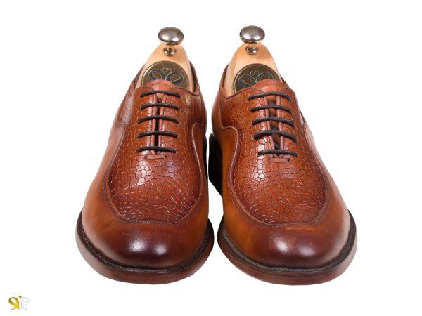 کفش سی سی مدل گلبرگ - کفش مجلسی مردانه