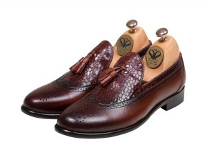 کفش مردانه مدل آریو