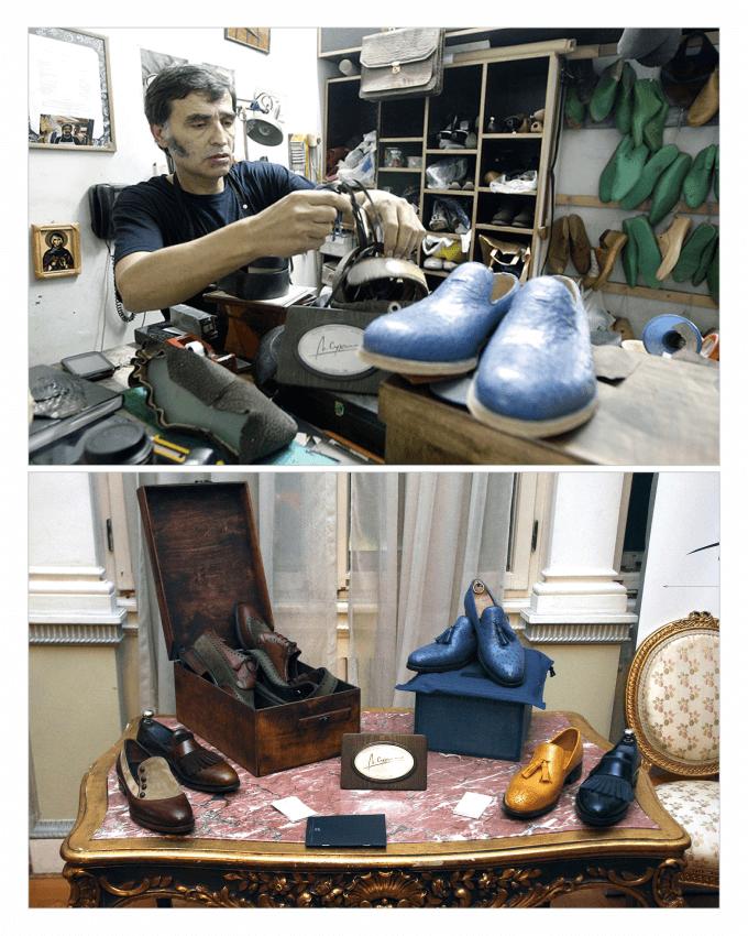 ایگور سوچنکو (Igor Suhenko) استاد کفش دست دوز در صربستان