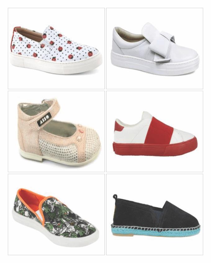 مدل کفش های بچگانه (Kids Shoes) در سال 2017