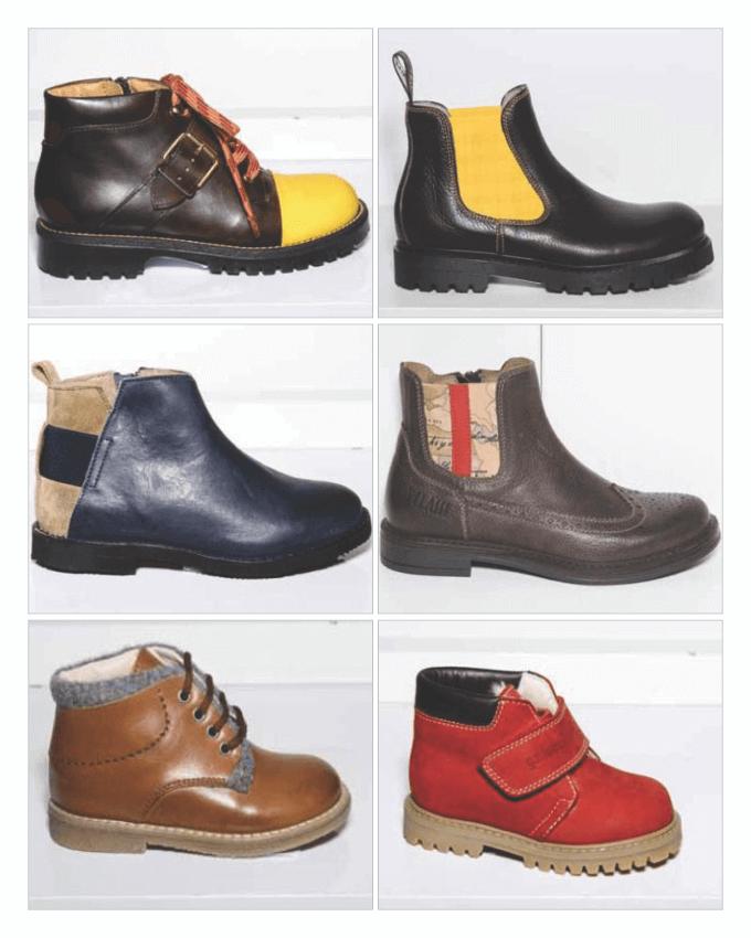 مدل کفش های بچگانه (Kids Shoes) در سال 2018