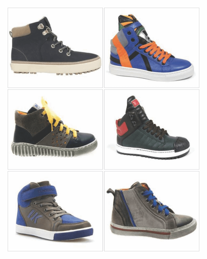مدل کفش های بچگانه (Kids Shoes) در سال 2016