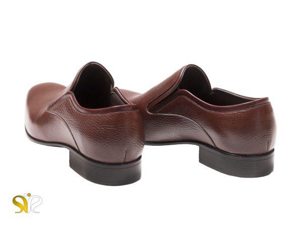 پشت عکس کفش چرمی-مدل رزتی