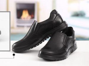 کفش مردانه زیره ماساژور راحتی