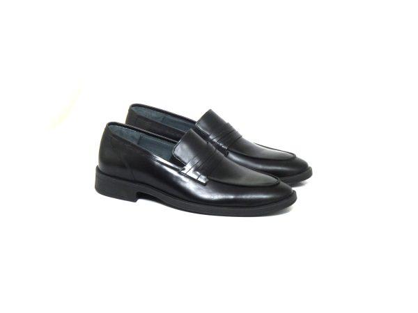 کفش چرمی مردانه کاملا دستدوز تبریز محصول سی سی