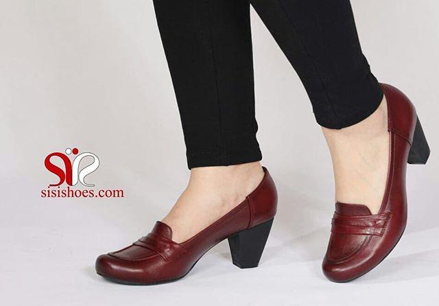 کفش چرمی زنانه طبی جدیدترین طراحی