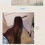 خرید اینترنتی نیم پوتین چرمی مردانه از بوشهر