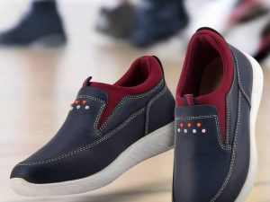 کفش چرمی بچگانه مدل آترین – کد ۲۵۲۵