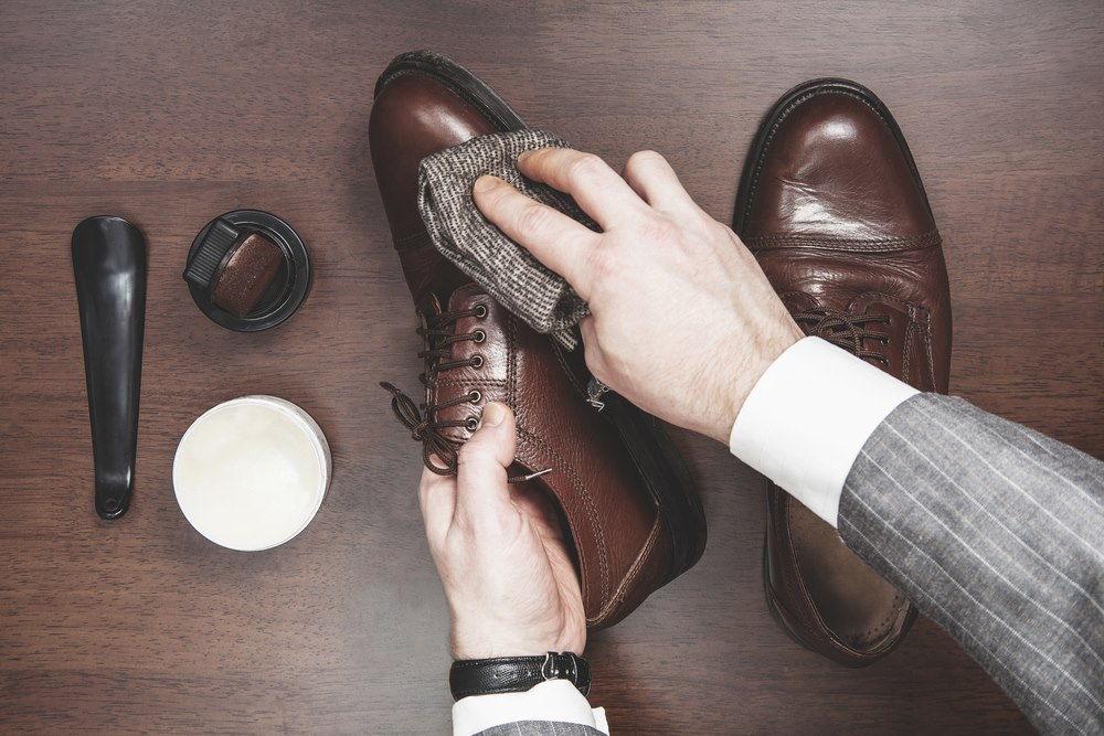نحوه مراقبت و نگه داری از کفش چرمی