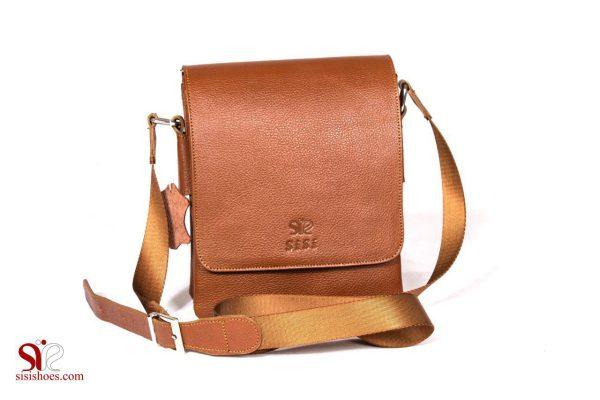 کیف زنانه دوشی چرم گاوی