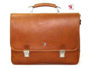 کیف چرم اداری مدل رابرت