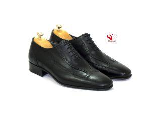 کفش چرم مردانه مدل سپنتا