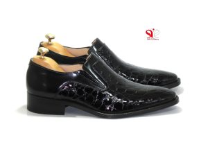 کفش مردانه مجلسی مدل ونیز پلاس