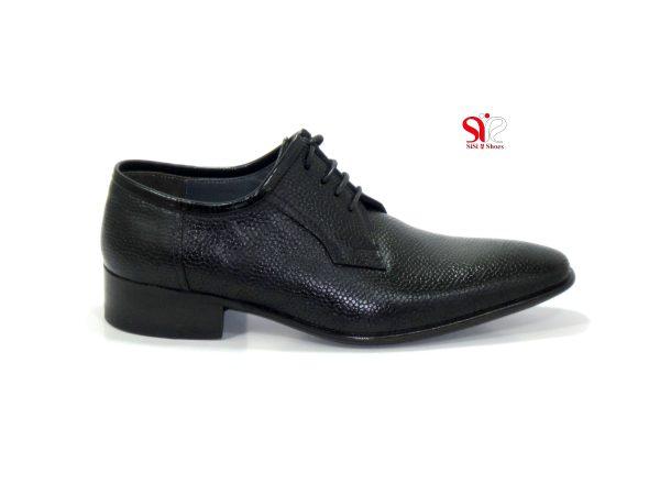 کفش مردانه رسمی مدل آسپینا - کفش چرم مردانه - کفش سی سی تبریز - tabriz sisi shoes