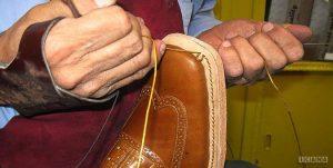 ۹۰ درصد تولید کفش چرمی و دستدوز کشور مربوط به شهر تبریز است.