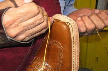 ۹۰ درصد از تولید کفش چرمی و دستدوز کشور از تولدیدات کالای ایرانی در شهر تبریز تولید می شود