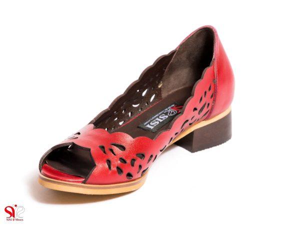 کفش تابستانی زنانه مدل رسپینا
