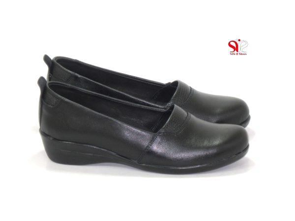 کفش زنانه مدل آدریانا با لژ 3.5 سانتی متری - کفش زنانه سی سی